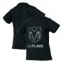 Camiseta Inf. RAM Standard Logo - Preta