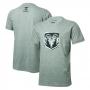 Camiseta Masc. RAM DTG Shield - Cinza Mescla