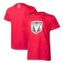 Camiseta Masc. RAM DTG Shield - Vermelha