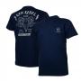Camiseta Masc. RAM Rebel Skull - Azul Marinho