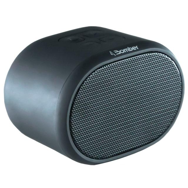 Caixa de Som Bluetooth Portátil Mybomber 2 Black