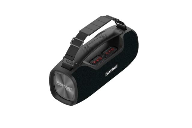 Caixa de Som Bomber Bass, Bluetooth