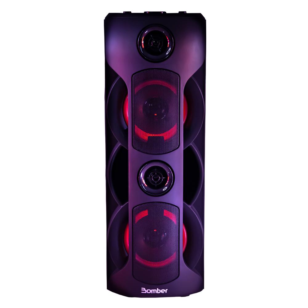Caixa De Som Bomber Party 800 Portátil Bluetooth