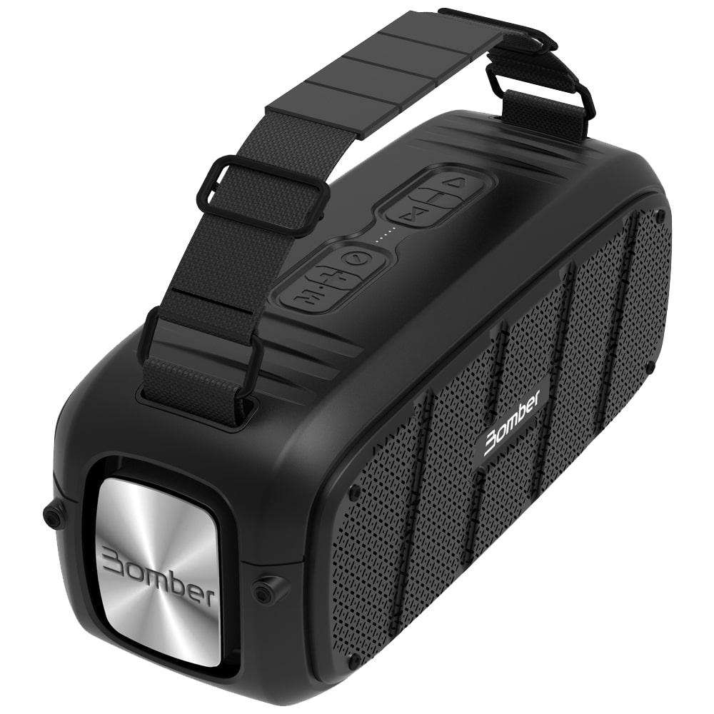Caixa de Som BomberBox I, Bluetooth, Potência 55W RMS