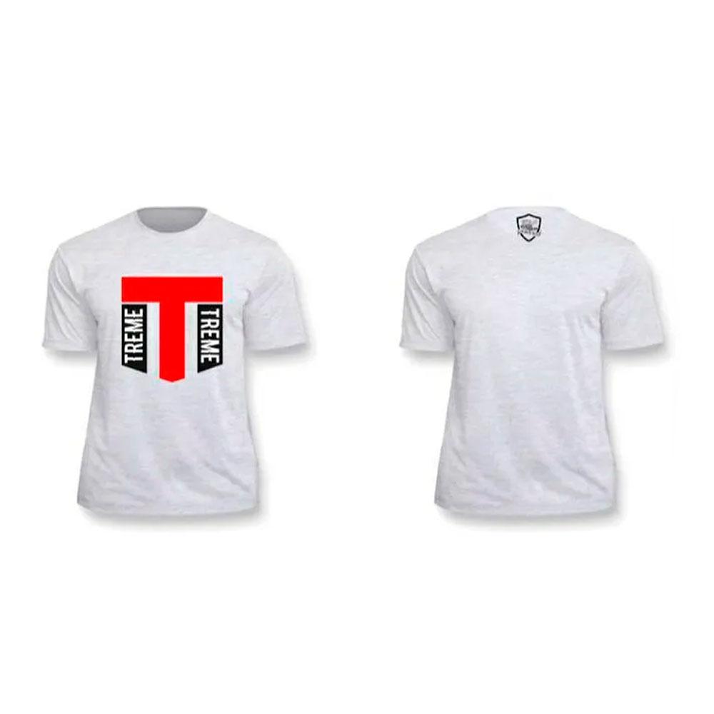 Camiseta Branca Treme Treme