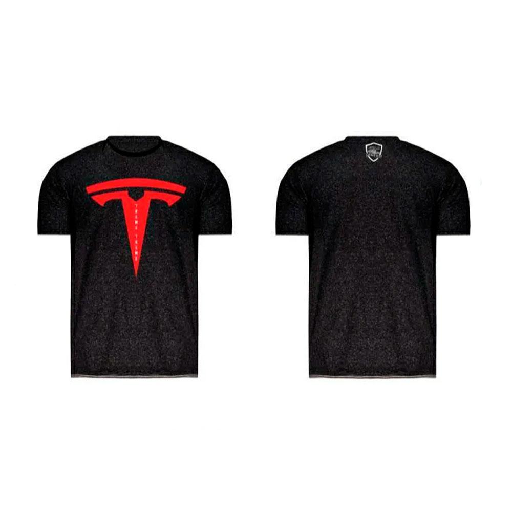 Camiseta T Preta Treme Treme