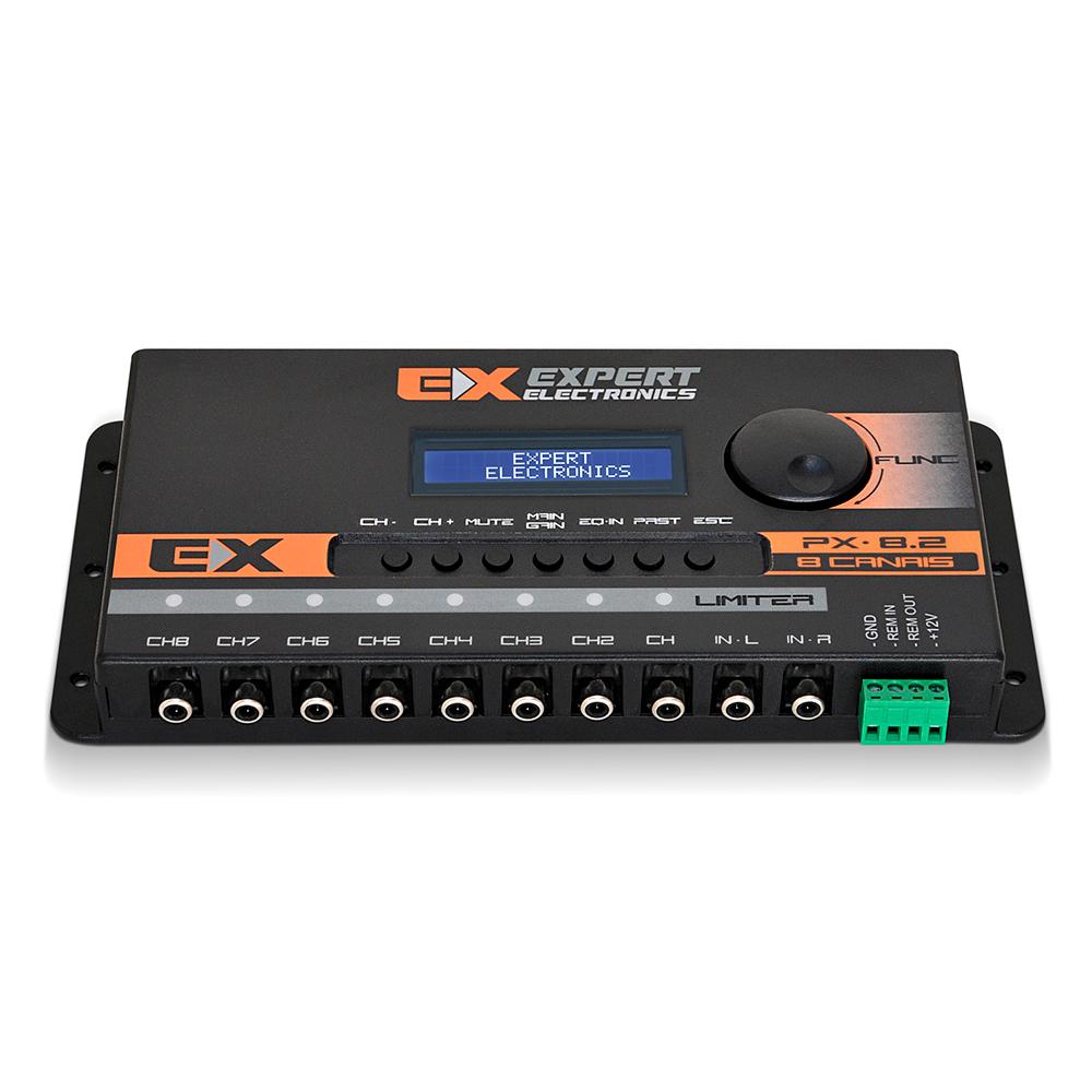 Processador Px 8.2 Connect Expert Bluetooth 8 Vias