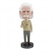 Albert Einstein Bobblehead - Royal Bobbles