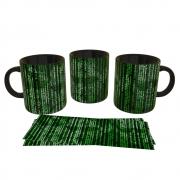 Caneca Porcelana - Dados Matrix