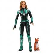 Capita Marvel Uniforme Starforce Movie Marvel Select Diamond