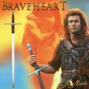Espada Original Marto Claymore Braveheart Coração Valente