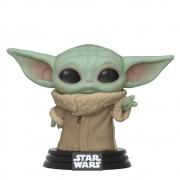 Grogu Baby Yoda Mandalorian Disney - Funko POP Star Wars