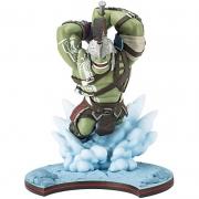 Hulk - Thor Ragnarok Q-fig Diorama Marvel Quantum Mechanix QMX
