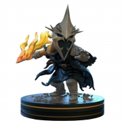 Witch King Rei Bruxo Lord of The Rings Q-Fig Quantum Mechanix QMX
