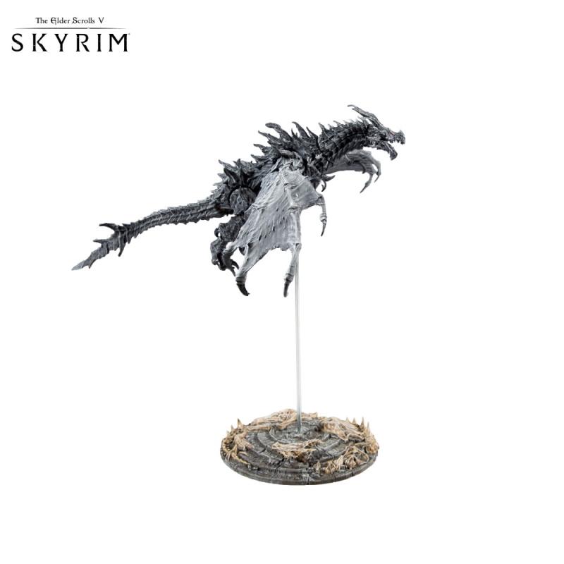 Alduin - The Elder Scrolls V Skyrim Game - McFarlane Toys  - SAMERSAN Colecionaveis