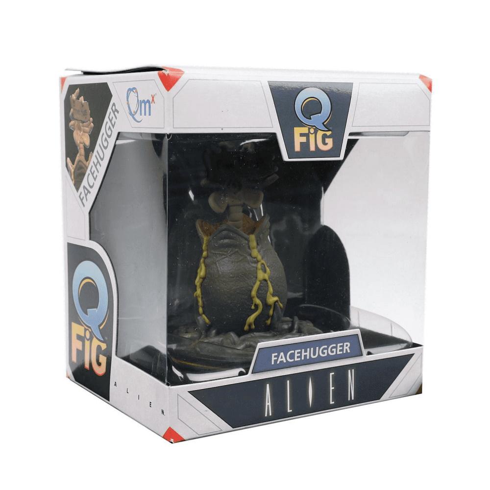 Alien Face Hugger Q-fig - Quantum Mechanix QMX  - SAMERSAN Colecionaveis