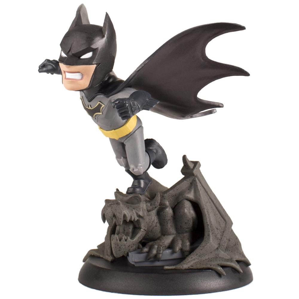Batman Rebirth DC Comics Q-fig - Quantum Mechanix QMX  - SAMERSAN Colecionaveis