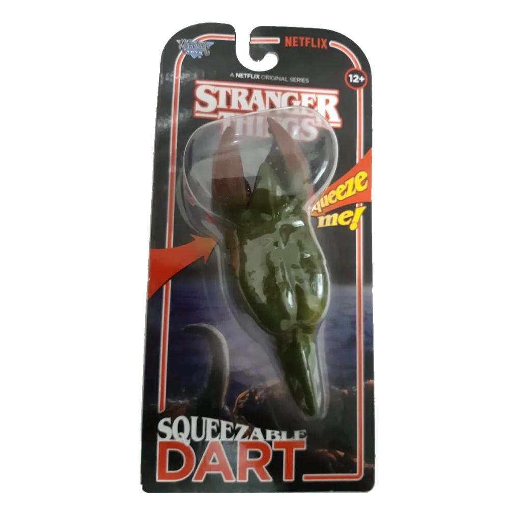 Dart - Stranger Things Squeezable - Mcfarlane Toys  - SAMERSAN Colecionaveis