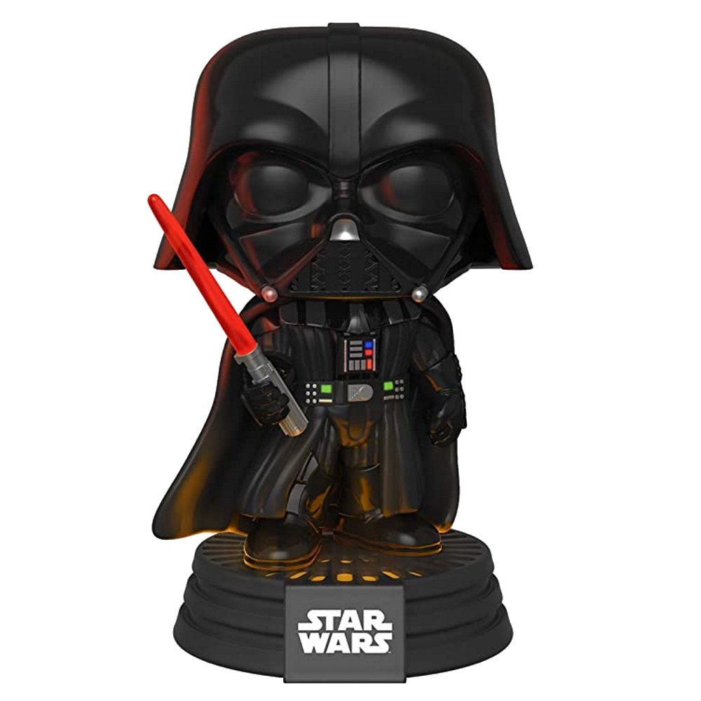 Darth Vader Eletronic Disney Bobble Head Funko POP Star Wars  - SAMERSAN Colecionaveis