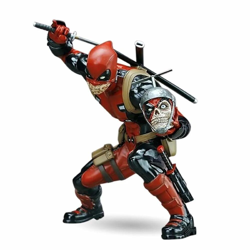 Deadpool Chimichanga MARVEL ARTFX+ Estatua - Kotobukiya  - SAMERSAN Colecionaveis
