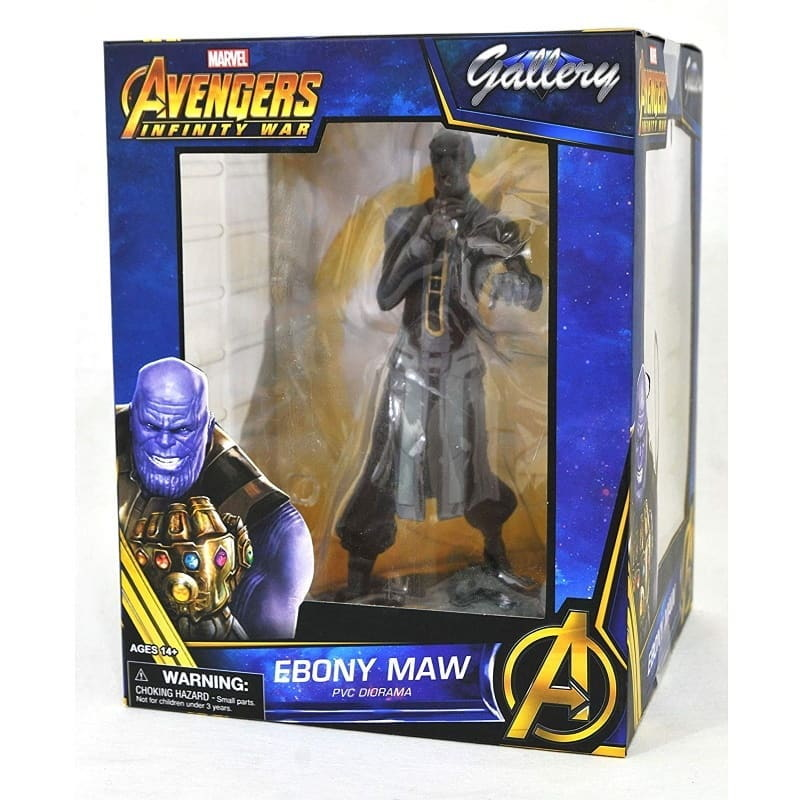 Ebony Maw Avengers: Infinity War Marvel Gallery Diamond  - SAMERSAN Colecionaveis