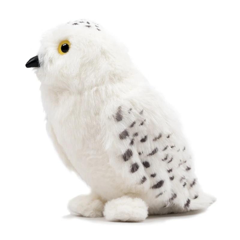 Edwiges Hedwig Coruja Harry Potter Q-fig QMX  - SAMERSAN Colecionaveis