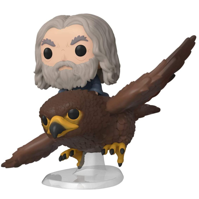 Gandalf C/ Gwaihir Lord Of The Rings Senhor Dos Anéis Funko  - SAMERSAN Colecionaveis