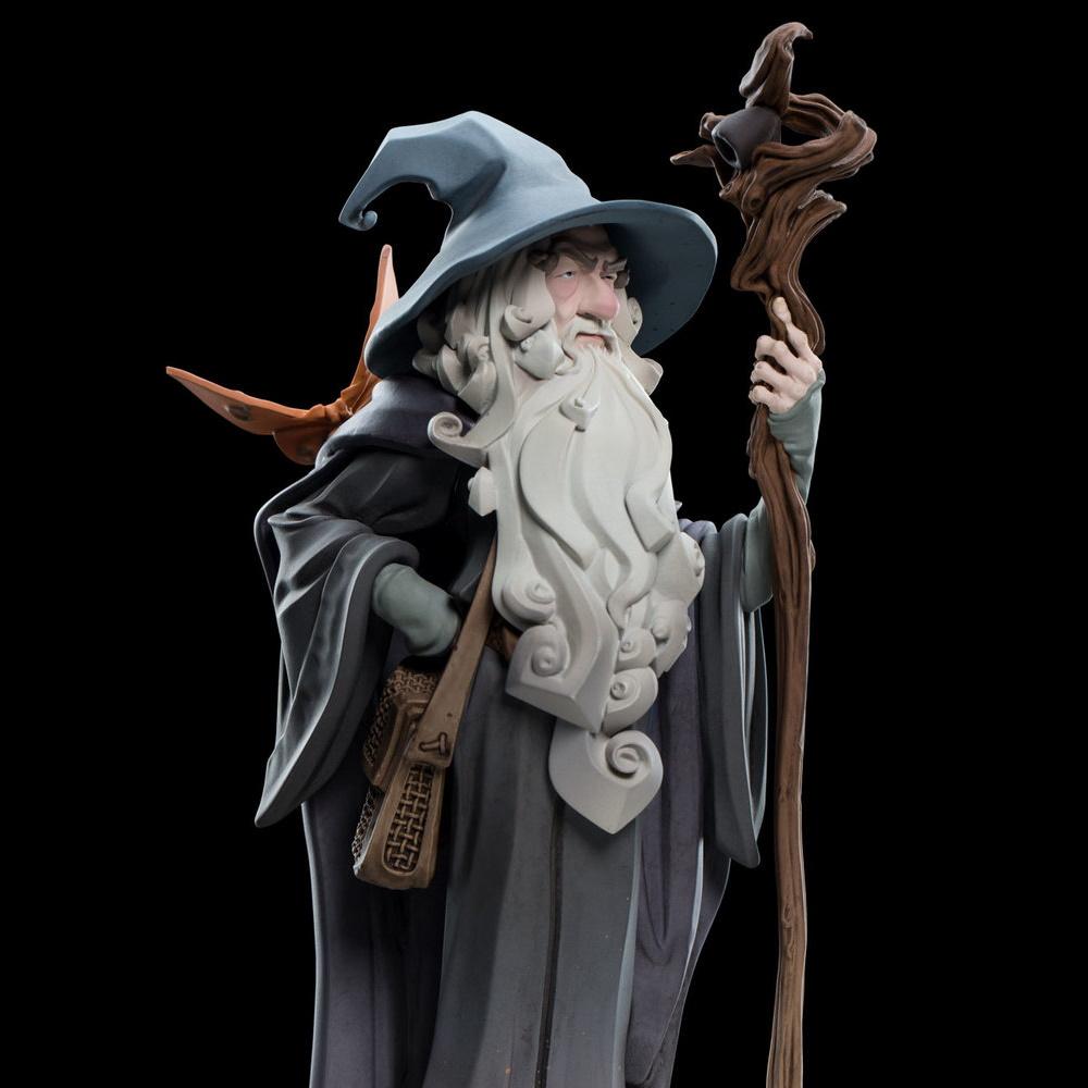 Gandalf The Grey Mini Epics O Senhor Dos Anéis Hobbit Weta  - SAMERSAN Colecionaveis