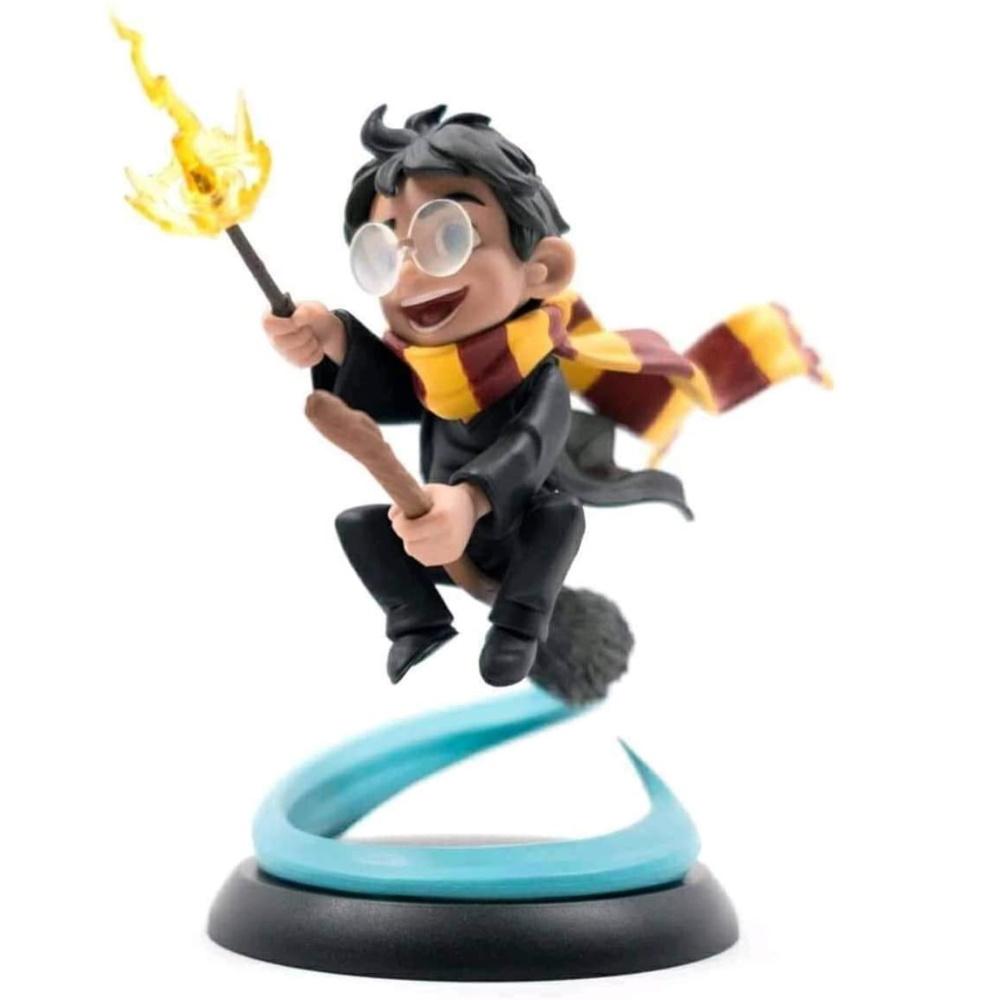 Harry Potter Primeiro Vôo Q-fig - Quantum Mechanix QMX  - SAMERSAN Colecionaveis