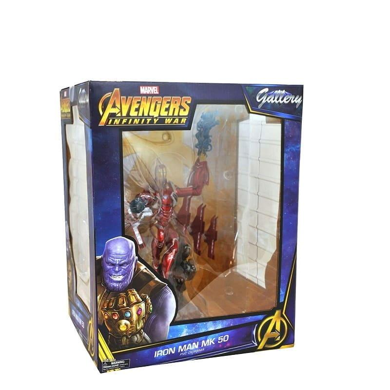 Iron Man Mark 50 Avengers: Infinity War Marvel Gallery  - SAMERSAN Colecionaveis