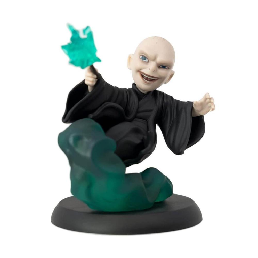 Lord Voldemort - Harry Potter Q-fig - Quantum Mechanix QMX  - SAMERSAN Colecionaveis