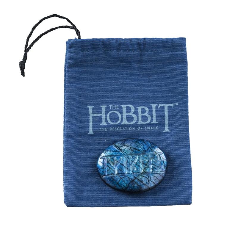 Pedra Runa Kili The Hobbit Desolação De Smaug Weta Workshop  - SAMERSAN Colecionaveis