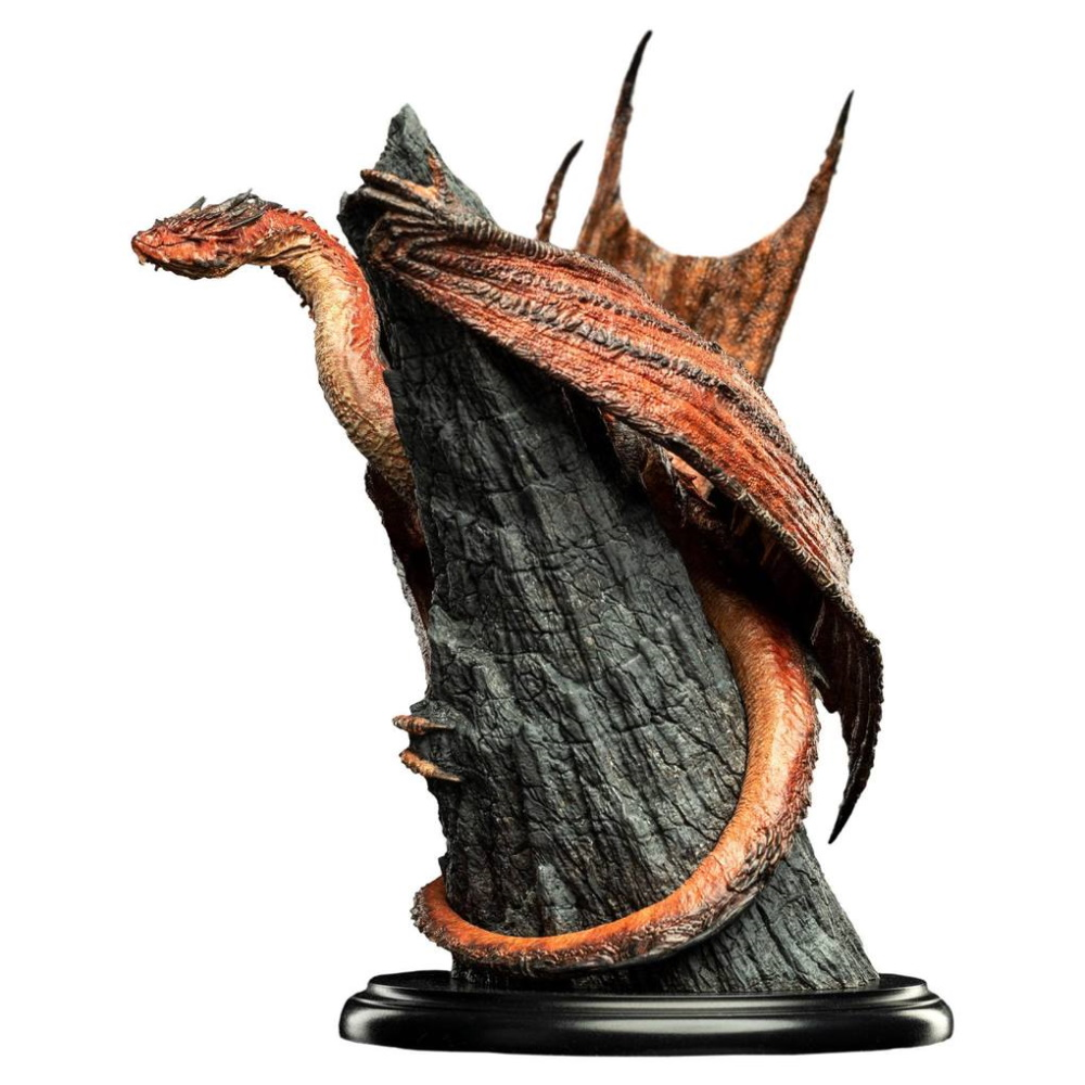 Smaug O Magnífico The Magnificent - The Hobbit - Weta Workshop  - SAMERSAN Colecionaveis