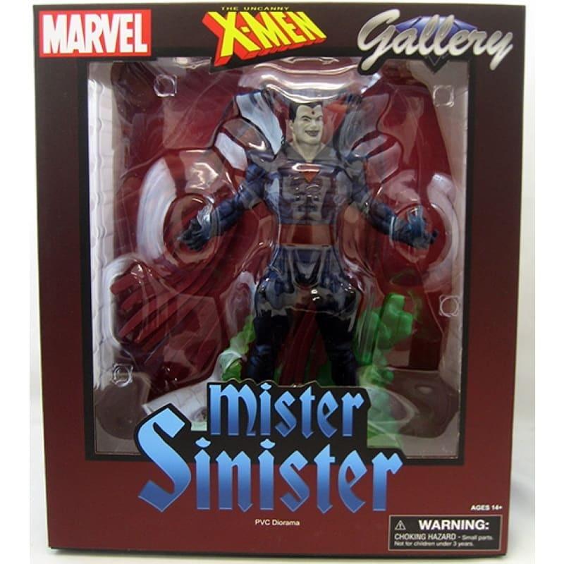 Sr Sinistro Mister Sinister X-men Marvel Gallery Diamond  - SAMERSAN Colecionaveis
