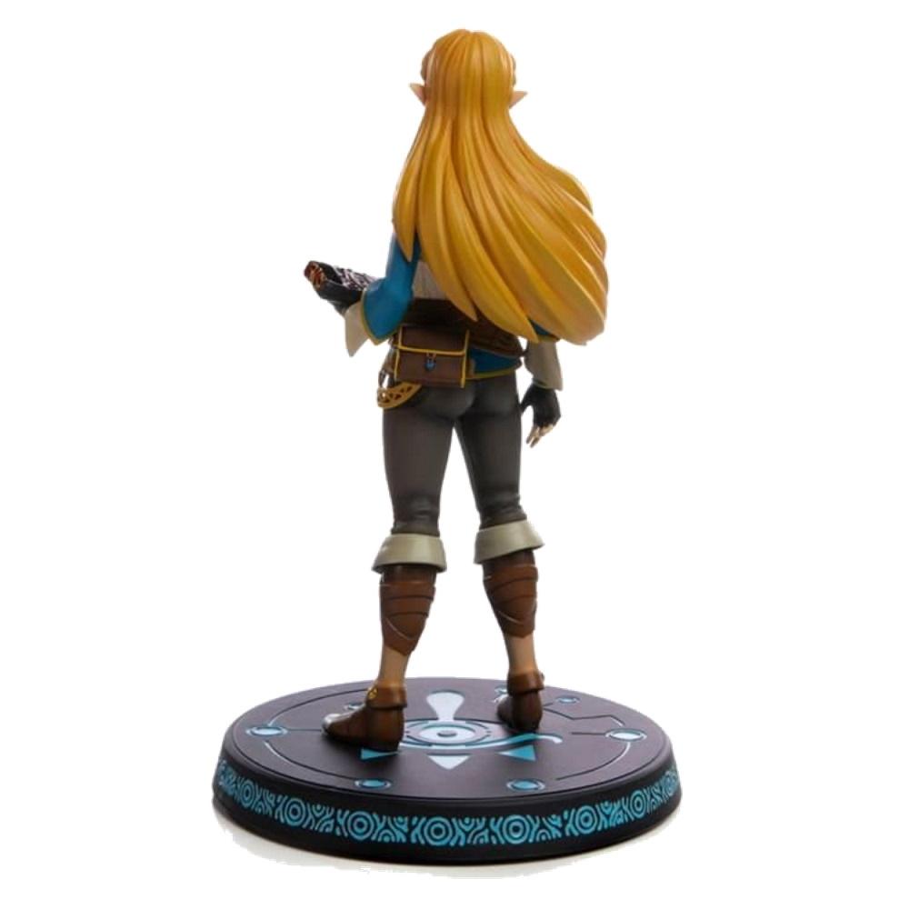 The Legend of Zelda: Breath of the Wild Princess Zelda Statue - First 4 Figures  - SAMERSAN Colecionaveis