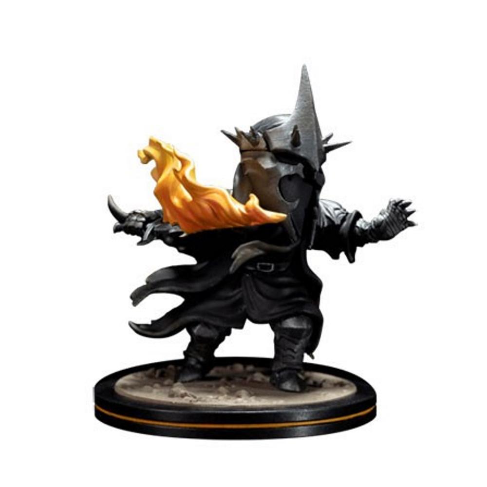 Witch King Rei Bruxo Lord of The Rings Q-Fig Quantum Mechanix QMX  - SAMERSAN Colecionaveis