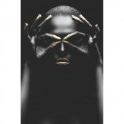 Quadro Decorativo Mulher Negra