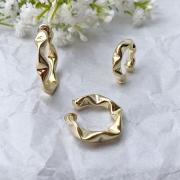 Trio de Piercings Ear Hooks Juliette