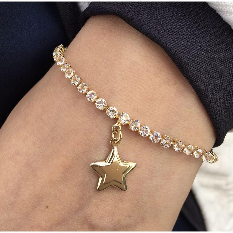 Réplica com Estrela penduricalho.