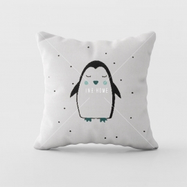 Almofadas Pinguim | Rian Tricot