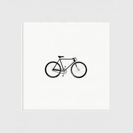 Azulejo Quadrado - Bike