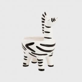 Cachepot zebra