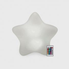 Luminária estrela fun RGB