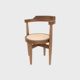 Mini cadeira oca jequitibá
