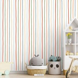 Painel de parede irregular colors