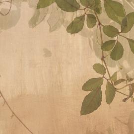 Painel folhas e memórias | Adriana e Carlota