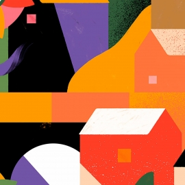 Papel de parede casinha da vó | Willian Santiago