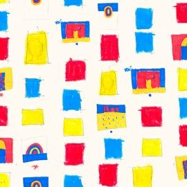 Papel de parede desenho de apoio I | Rodrigo Branco