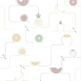 Papel de parede ligue os frutos