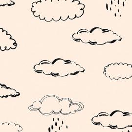Papel de parede nuvem | Joana Lira